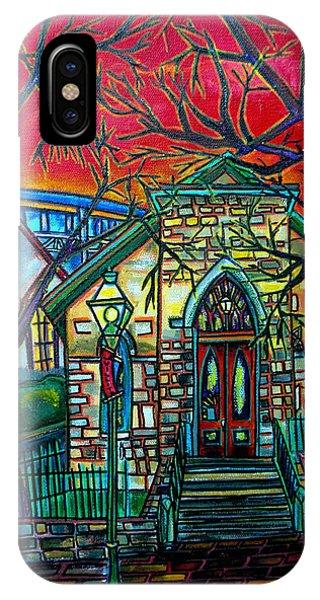 Little Church At La Villita Phone Case by Patti Schermerhorn
