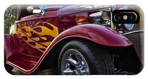 Little Deuce Coupe IPhone Case