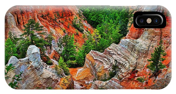 Little Grand Canyon IPhone Case