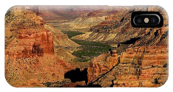 Little Grand Canyon Sunrise IPhone Case