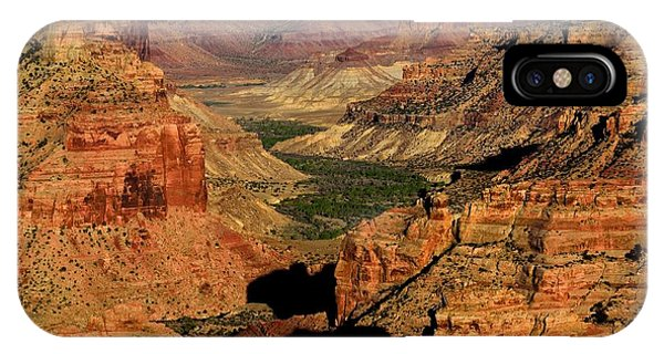 Little Grand Canyon Sunrise IPhone Case
