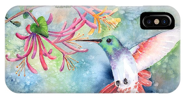Little Hummingbird IPhone Case