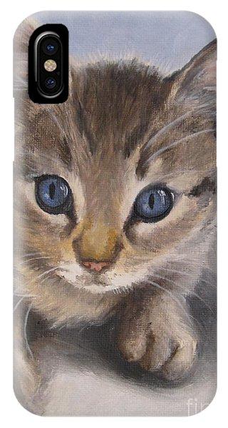 Little Kitty IPhone Case