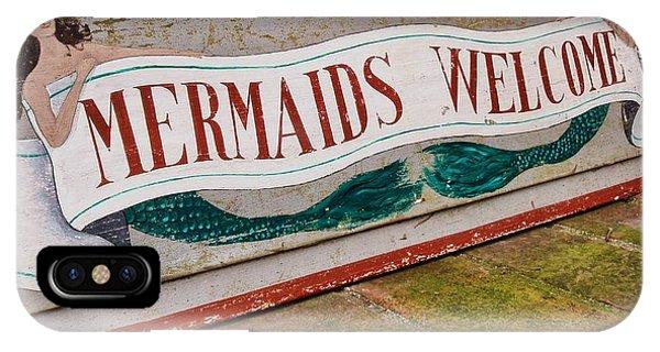 Little Mermaids IPhone Case