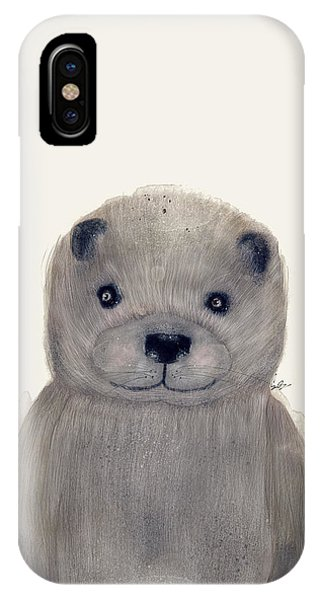 Little Otter IPhone Case
