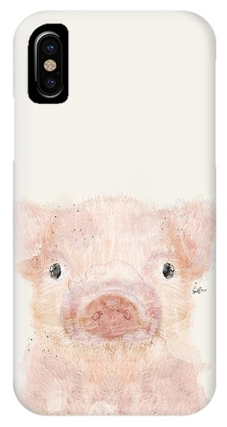Little Pig IPhone Case