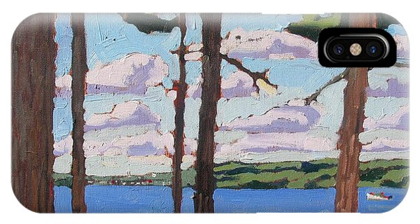Little Rideau Lake IPhone Case