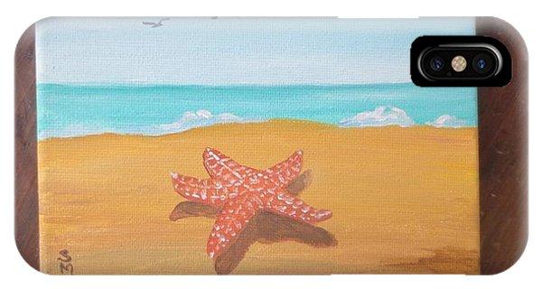 Little Star Fish IPhone Case