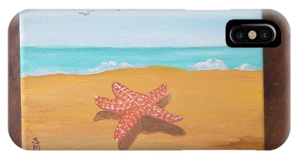 Little Star Fish IPhone Case
