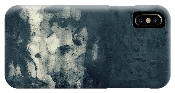 Michael Jackson iPhone Case - Little Susie / Pie Jesu  Michael Jackson by Paul Lovering