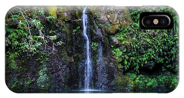 Little Waterfall IPhone Case