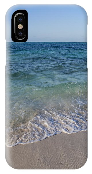 Carribbean iPhone Case - Live In The Moment by Betsy Knapp