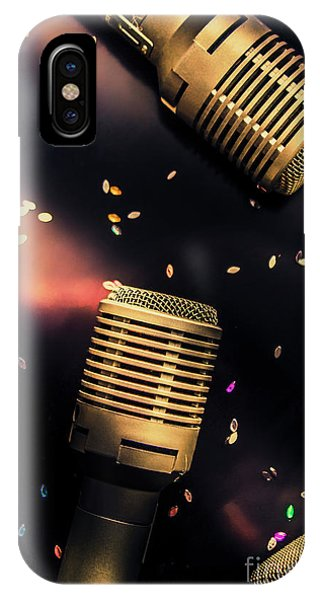 Metal iPhone Case - Live Musical by Jorgo Photography - Wall Art Gallery