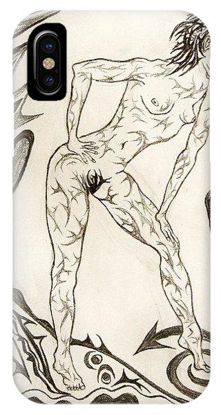 Live Nude 3 Female IPhone Case
