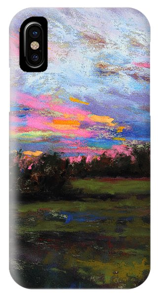 Live Oak Evening IPhone Case