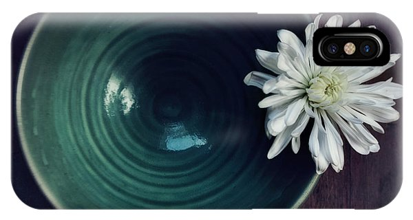 Flower iPhone Case - Live Simply by Priska Wettstein