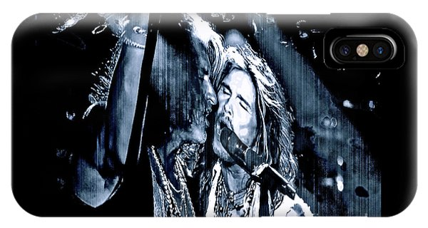 Livin On The Edge. Aerosmith Live IPhone Case