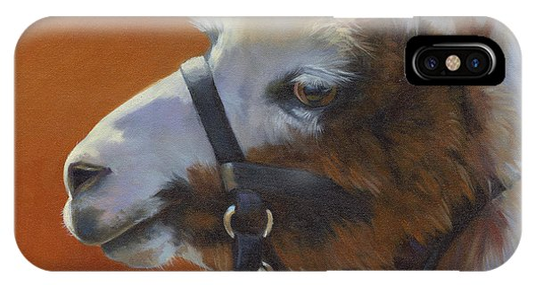Llama Love IPhone Case