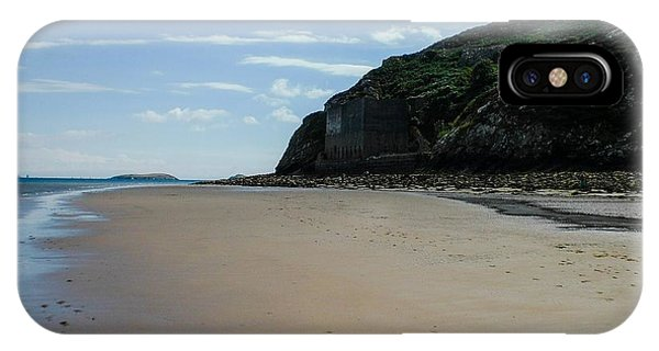 Llandbedrog Headland, Lleyn Peninsula, North Wales IPhone Case