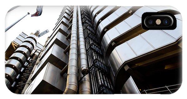 Lloyds Building London  IPhone Case