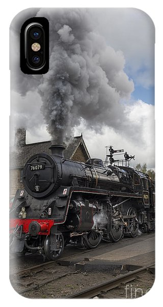 Lms Standard Class IPhone Case