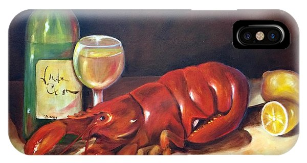 Lobster Fest  IPhone Case