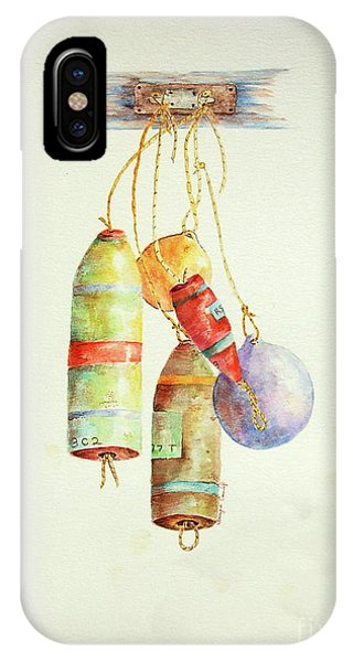 Lobster Sea Floats X 5 IPhone Case