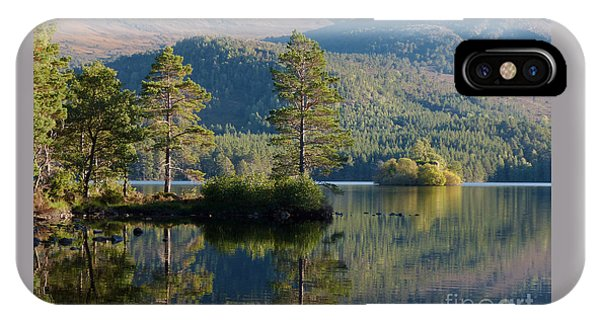 Loch An Eilein - Cairngorms National Park IPhone Case