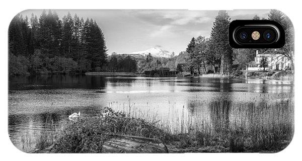 Loch Ard In Aberfoyle IPhone Case