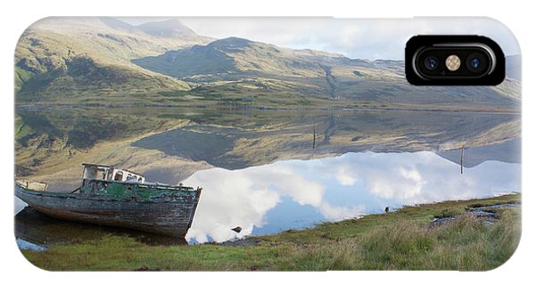 Loch Beg Reflects IPhone Case