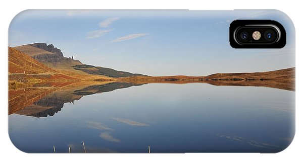 Isle Of Skye iPhone Case - Loch Leatham by Smart Aviation