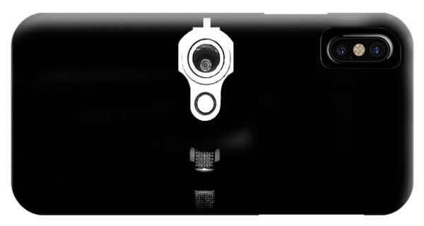 Locked And Loaded .png IPhone Case