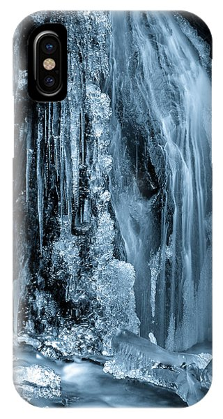 Locked In Ice IPhone Case