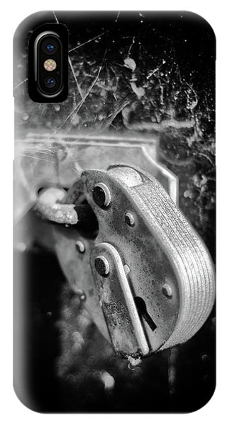 IPhone Case featuring the photograph Locked by Jeremy Lavender Photography