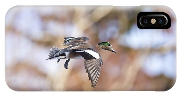 Locked Widgeon IPhone Case