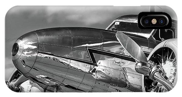 Lockheed Splendor IPhone Case