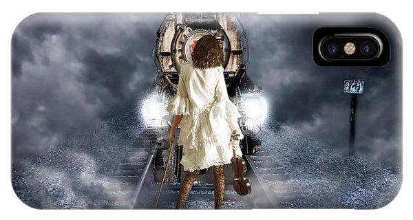 Locomotive Breath IPhone Case