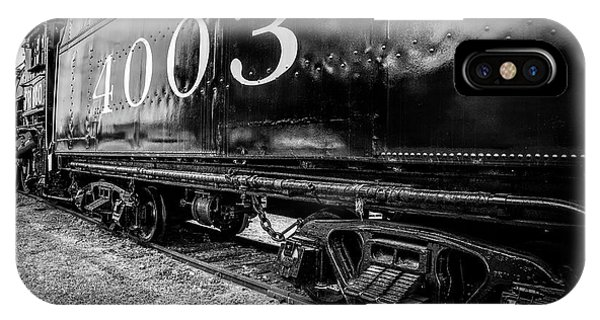 Locomotive Engine IPhone Case