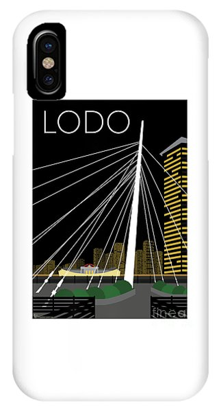 Lodo By Night IPhone Case