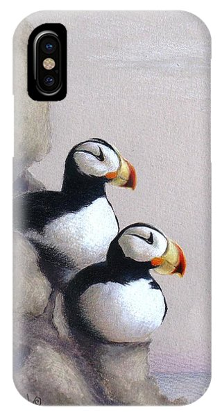 Lofty View IPhone Case