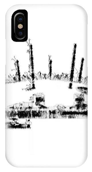 London O2 Arena IPhone Case
