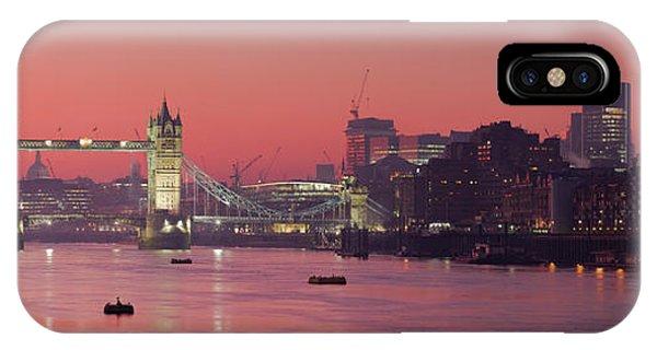 London Thames IPhone Case