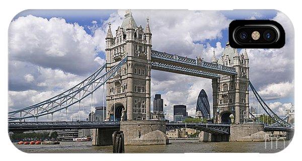 London Towerbridge IPhone Case