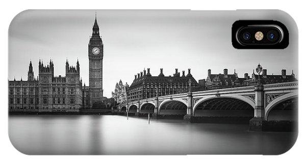 London, Westminster Bridge IPhone Case