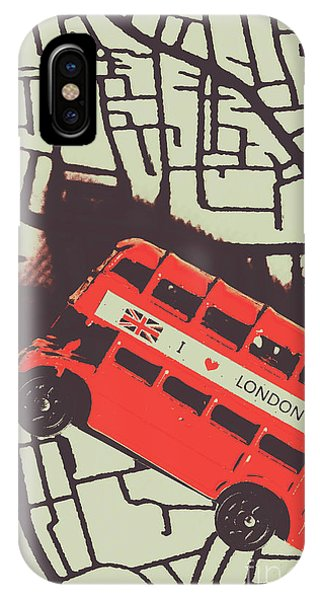 Commute iPhone Case - Londoners Travel Run by Jorgo Photography - Wall Art Gallery