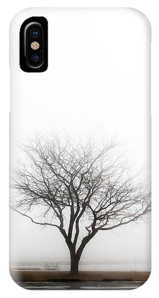 Lone Reflection IPhone Case