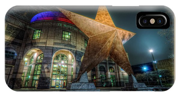 Lone Star IPhone Case