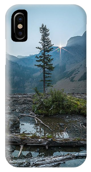 Lone Survivor // Bob Marshall Wilderness  IPhone Case