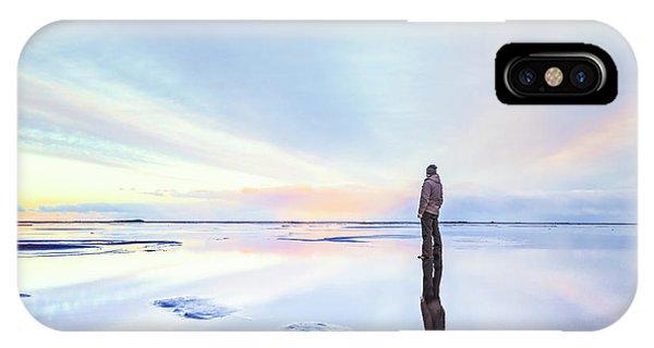 Desolation iPhone Case - Loneliest by Evelina Kremsdorf