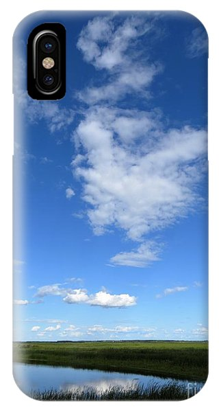 Lonely As A Cloud IPhone Case